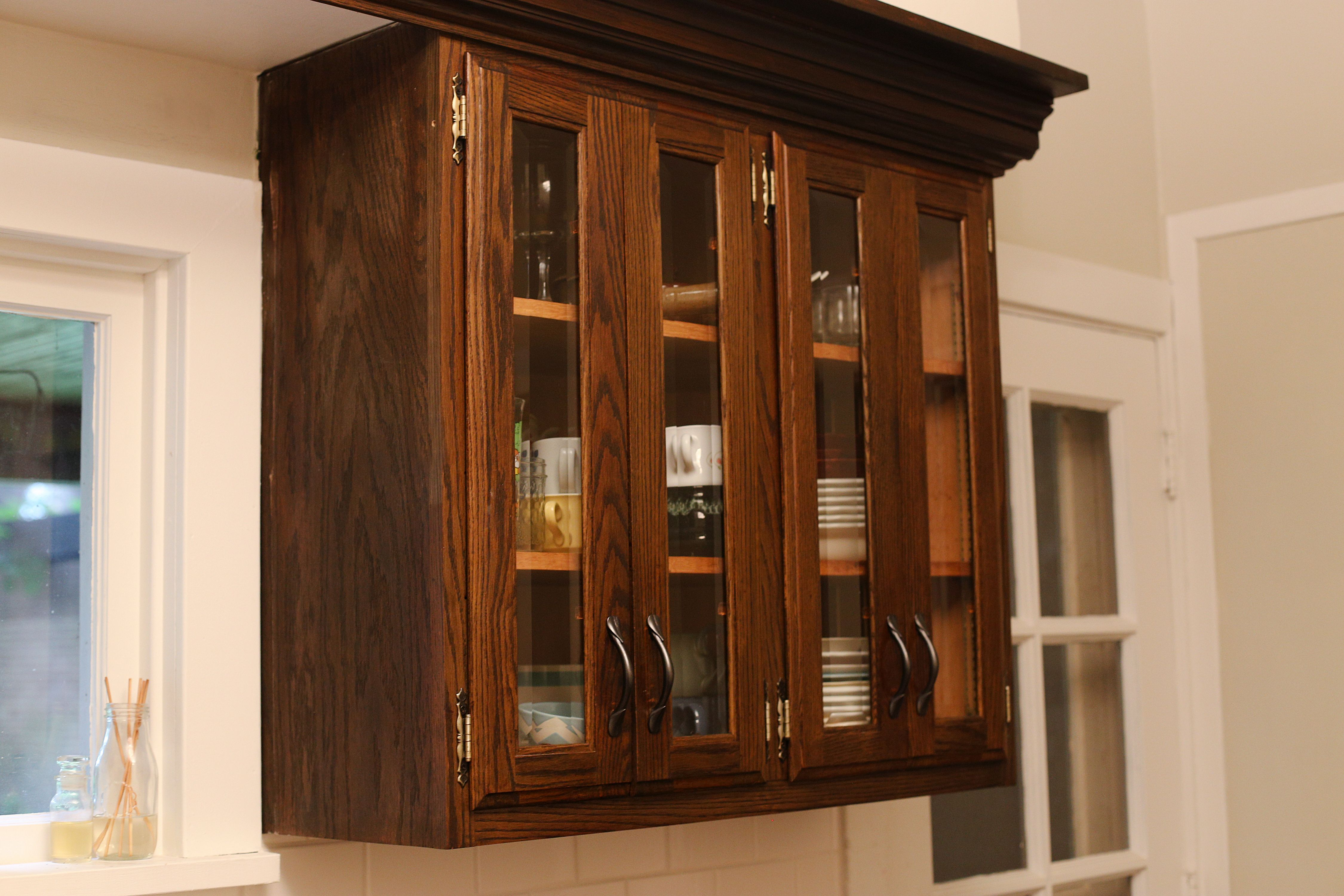 Best How To Clean Oak Kitchen Cabinets Natural Home Decor 400 x 300