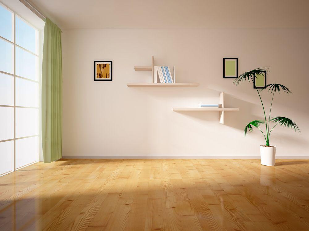 La mejor combinaci n para maximizar visualmente un espacio - Combinar color suelo y paredes ...