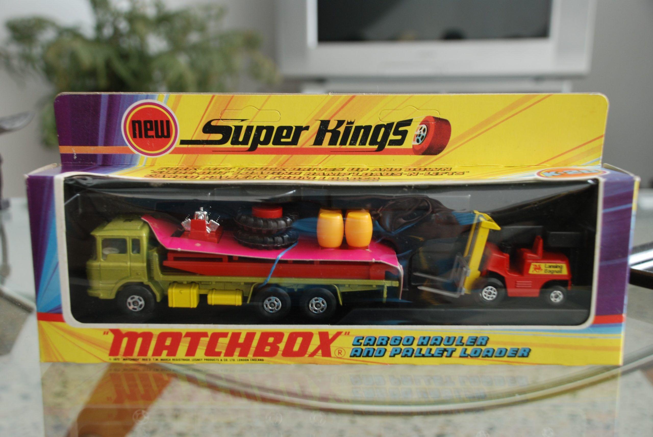 Superkings In 2020 Matchbox Matchbox Cars Toy Trucks