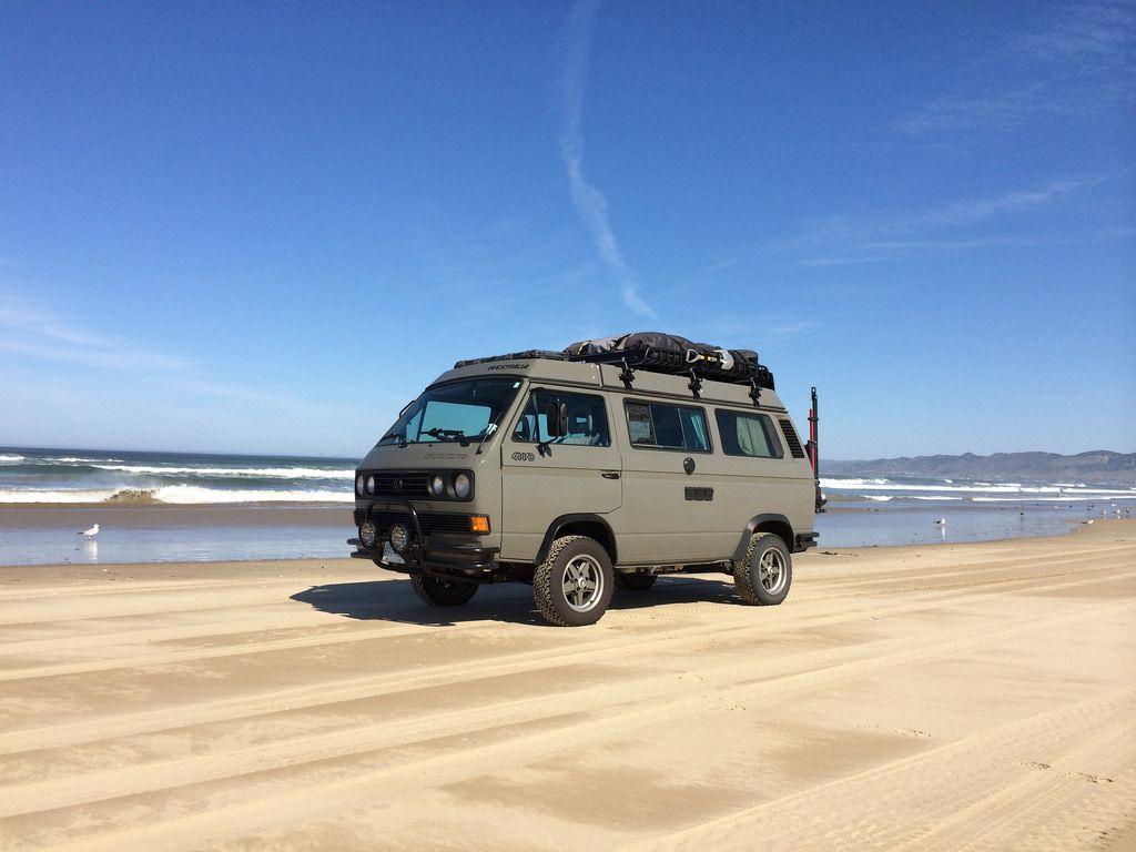 VW Westfalia Syncro 4x4 Camper Van | Justus' Page | 4x4 camper van
