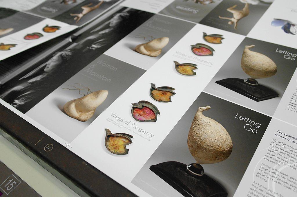 Chujen Teng / 鄧楚蓁 / Brochure Design / 作品集