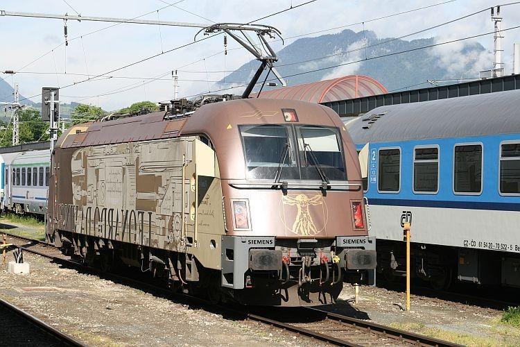 Slowenische Staatsbahn