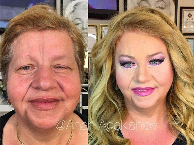 Celebrity Stylist Makes Women Look Decades Younger With -7768