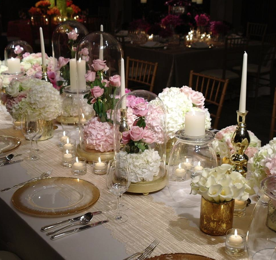 Celebrity Wedding Reception Decor: Wow Your Wedding Guests With These Truly Statement-making