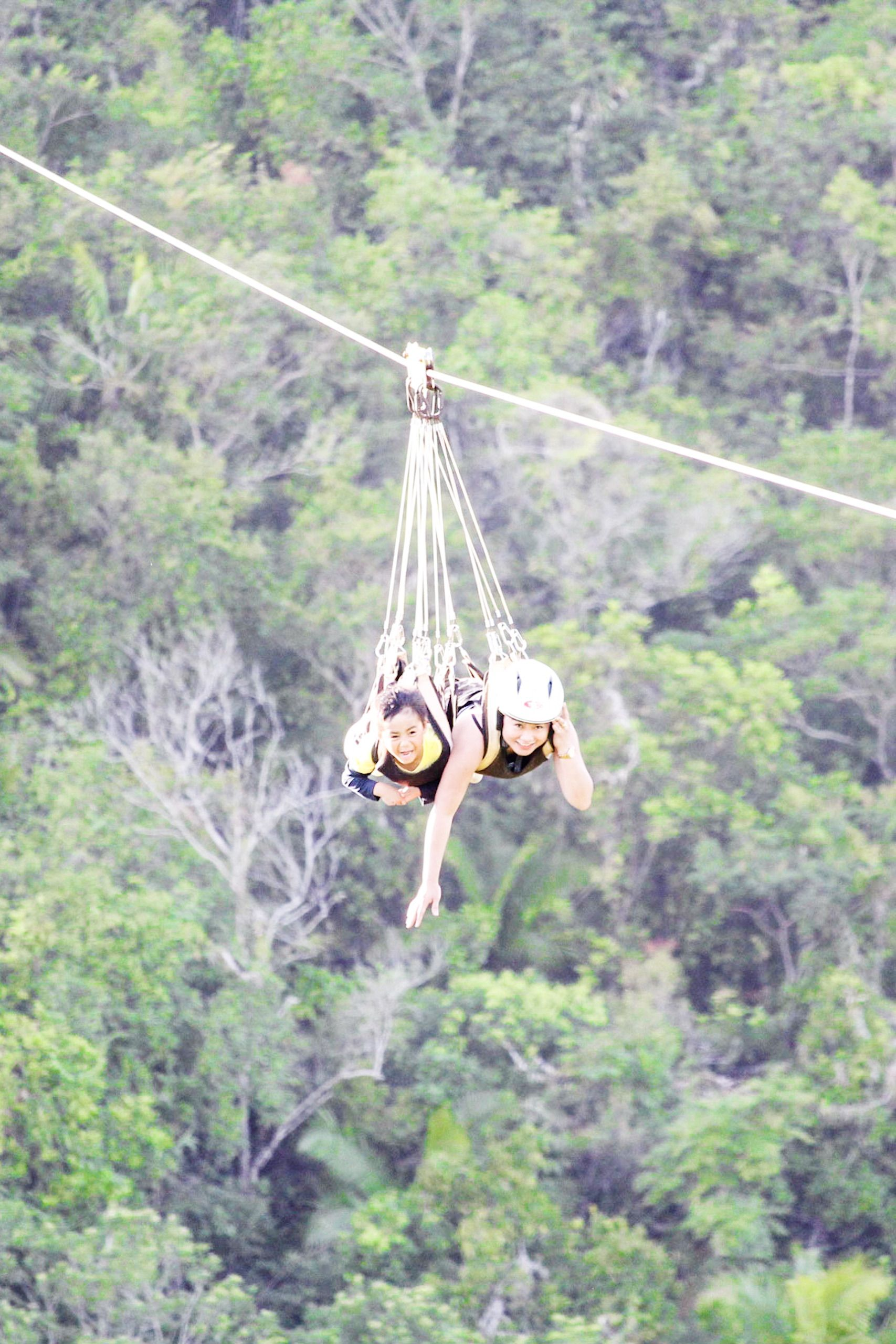 Try Zip Lining In Bohol Philippines Bohol In 2018 Pinterest
