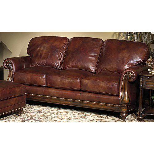 Bradington Young Sheffield Sofa By 703 95 Leather Sofa Set Brown Leather Sofa Furniture
