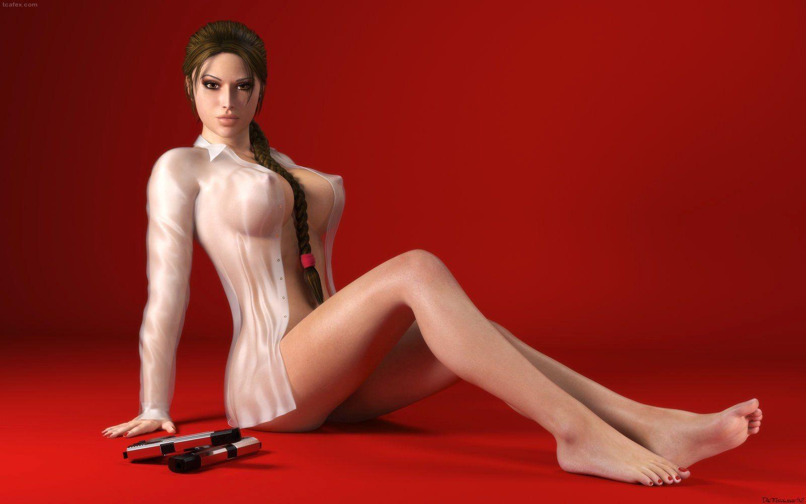 Керстин игры телка сексуальная дому