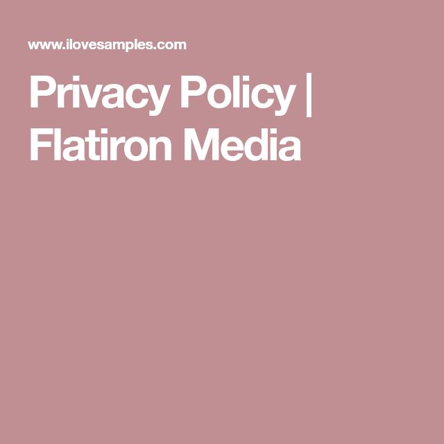 Flatiron media