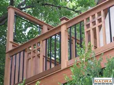 100s Of Deck Railing Ideas And Designs Deck Railings Decks And