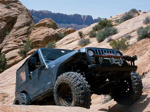 1998 Jeep Wrangler Tj 4 Wheel Off Road Magazine 1998 Jeep Wrangler Jeep Wrangler Tj Jeep