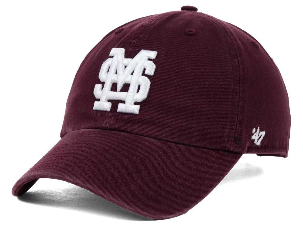 Mississippi State Bulldogs '47 NCAA '47 CLEAN UP Cap