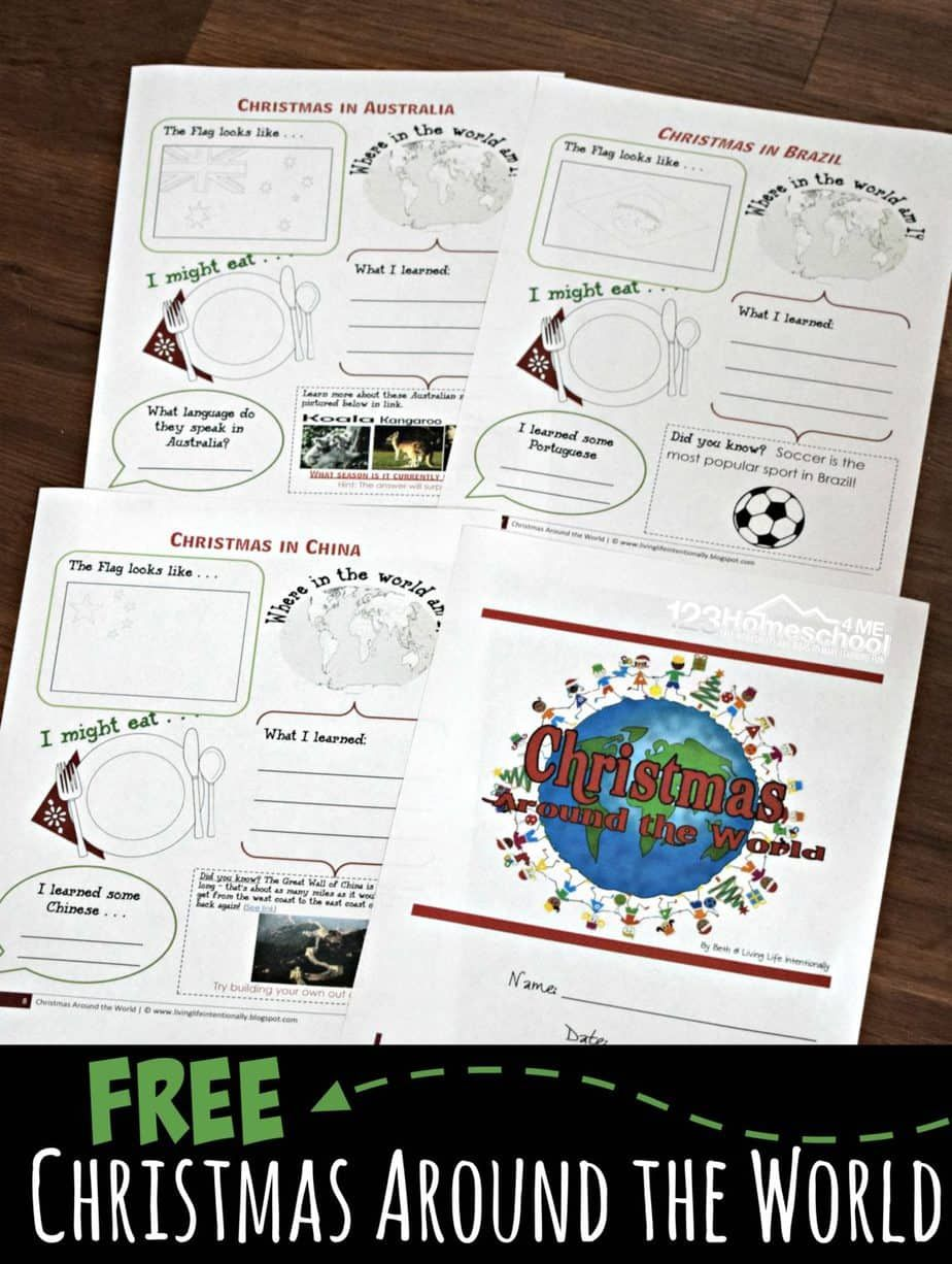 Christmas Around the World eBook | Bailey macl | Pinterest
