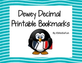 image relating to Dewey Decimal System Printable Bookmarks titled Dewey Decimal Method Bookmarks through KMediaFun Higher education Library