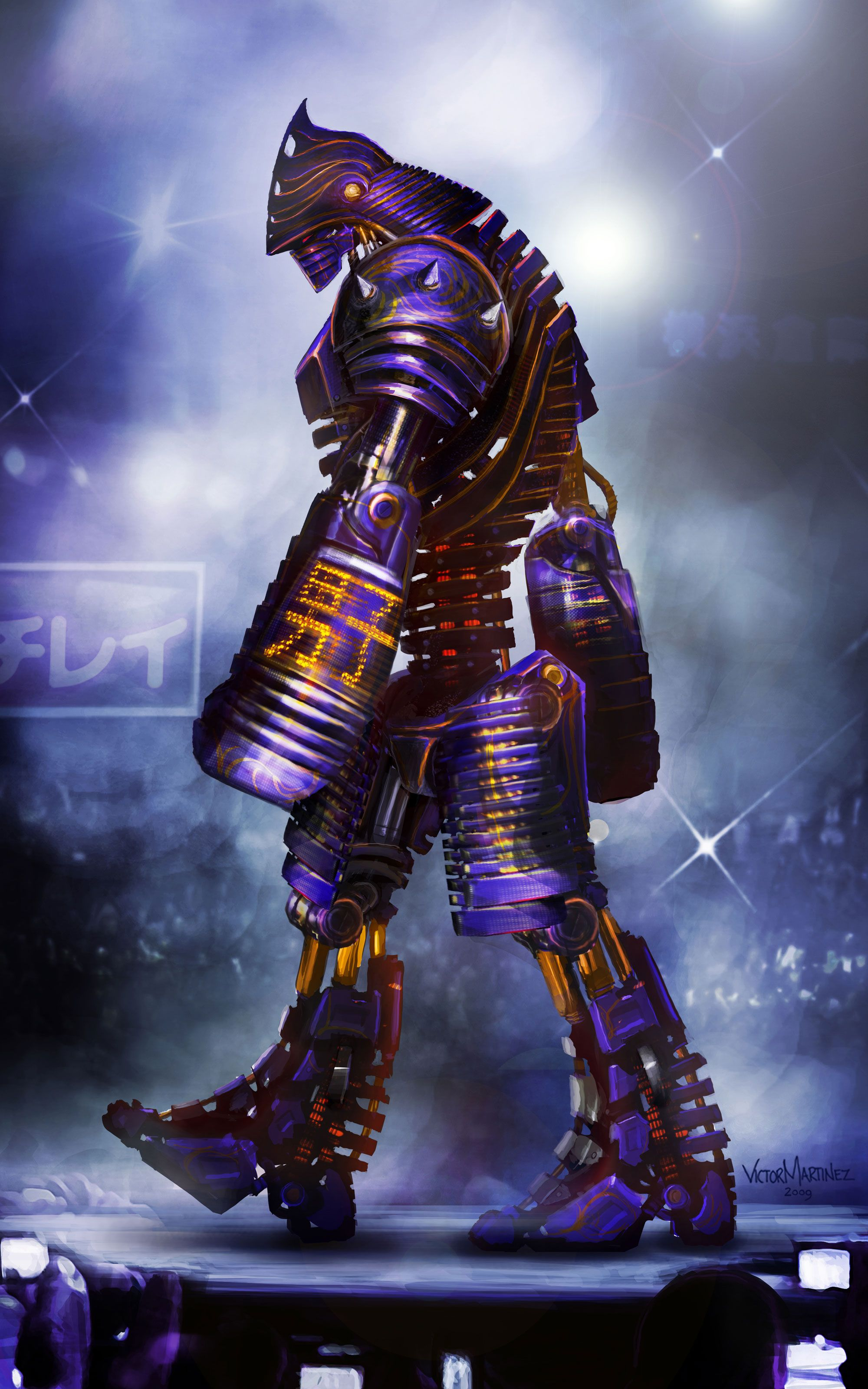 Designing A World Of Robot Fighters The Concept Art Of Real Steel