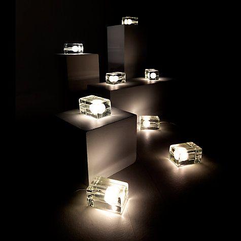 Buy Design House Stockholm Block Lamp Online at johnlewis.com