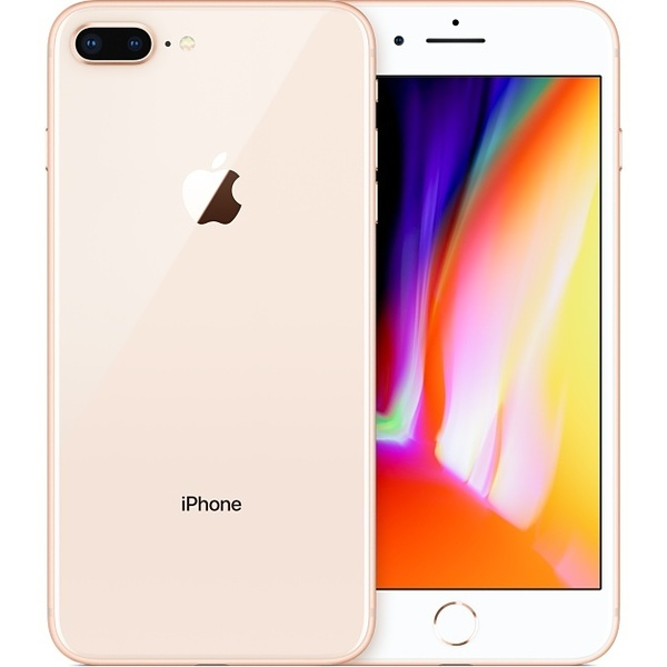 Refurbished Apple Iphone 8 Plus 64gb Gold Lte Cellular At T Mq8v2ll A Wish Iphone Iphone 8 Plus Iphone 8