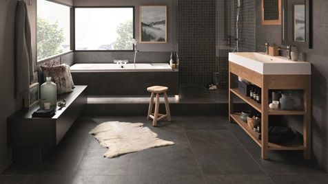 Country Spirit by Schmidt Barnet Custom made bathroom furniture
