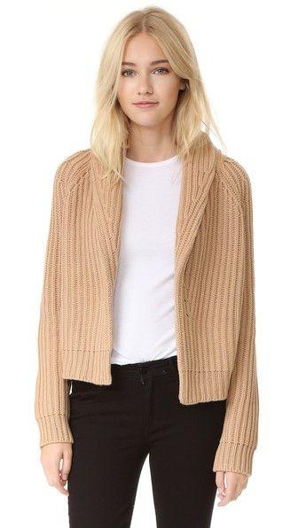 Crop Cardigan Sweater | Sweater skirt, Activewear and Winter