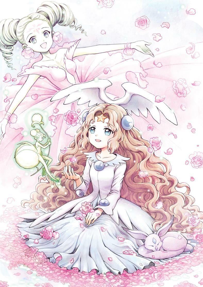 Sakura card captors anime
