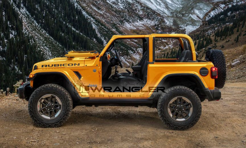 Jeep Wrangler Dealers >> Nacho Jl Wranglers Produced And Headed To Dealers 2018