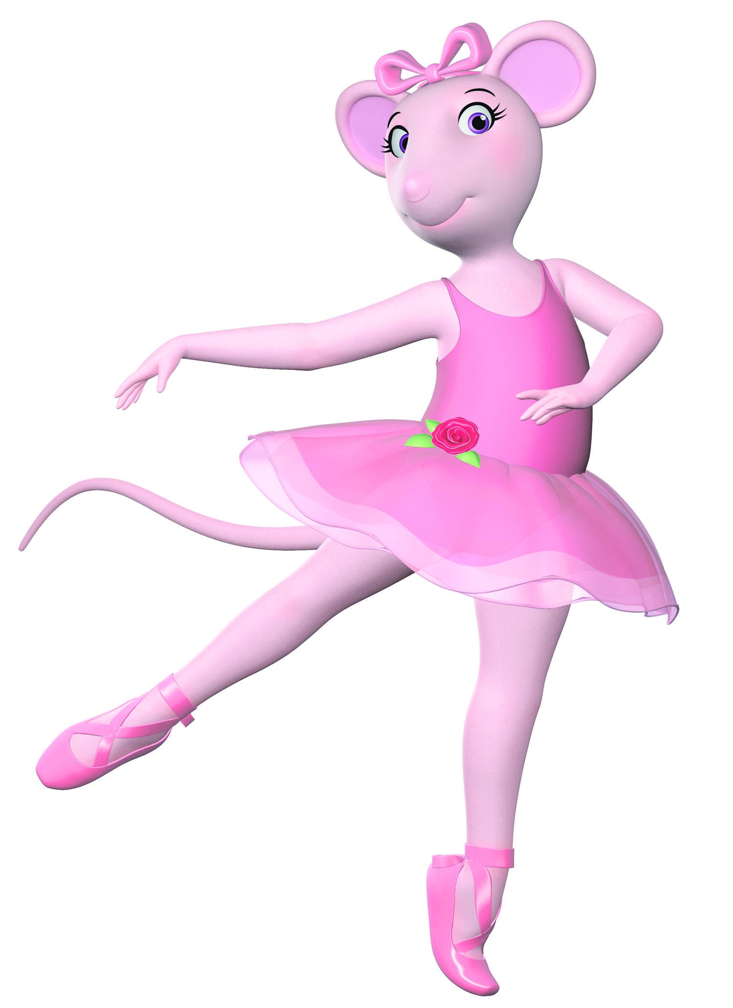 Angelina Ballerina! | Ballet | Pinterest | Fiestas y Animales
