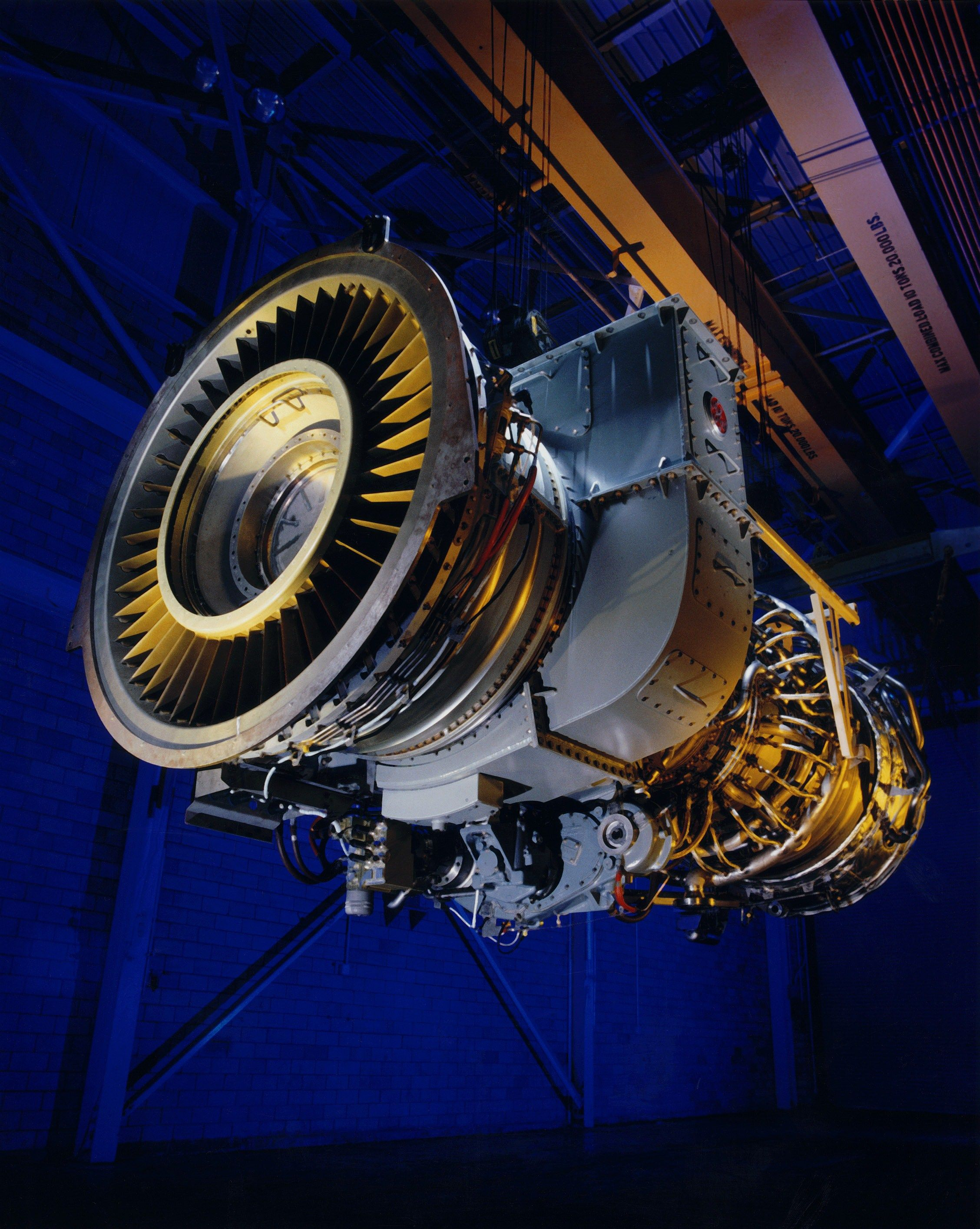 GE s flexible and efficient LM6000 PF aeroderivative gas turbine