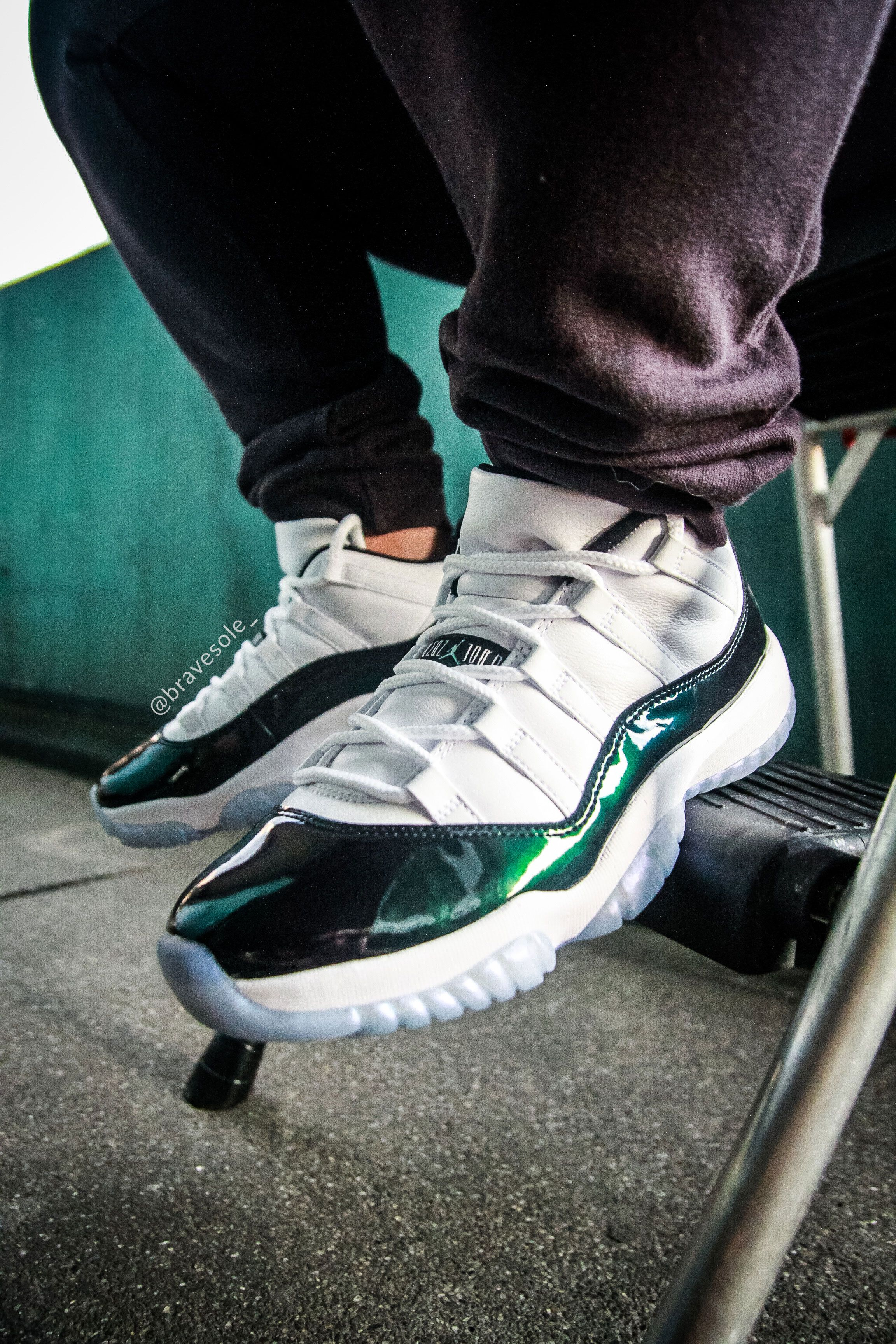 458ff88119d424 Air Jordan 11 Retro Low - Iridescent