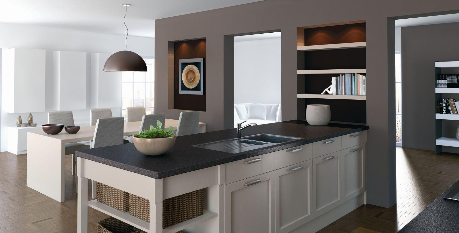 catalogo de cocinas minimalistas | inspiración de diseño de
