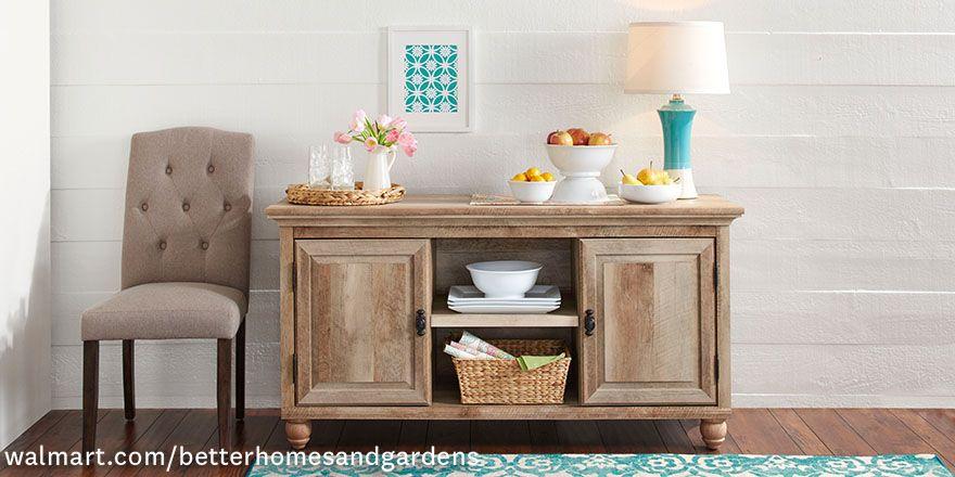 Better Homes & Gardens Crossmill Tv Stand Buffet