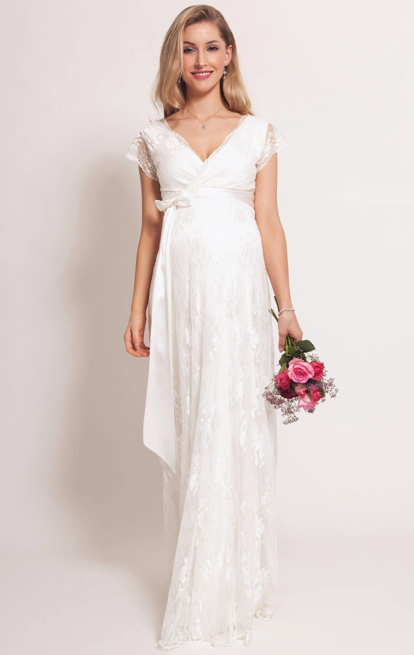 Awesome 70+ Wedding Dress for Pregnant Brides Ideas c71d516323