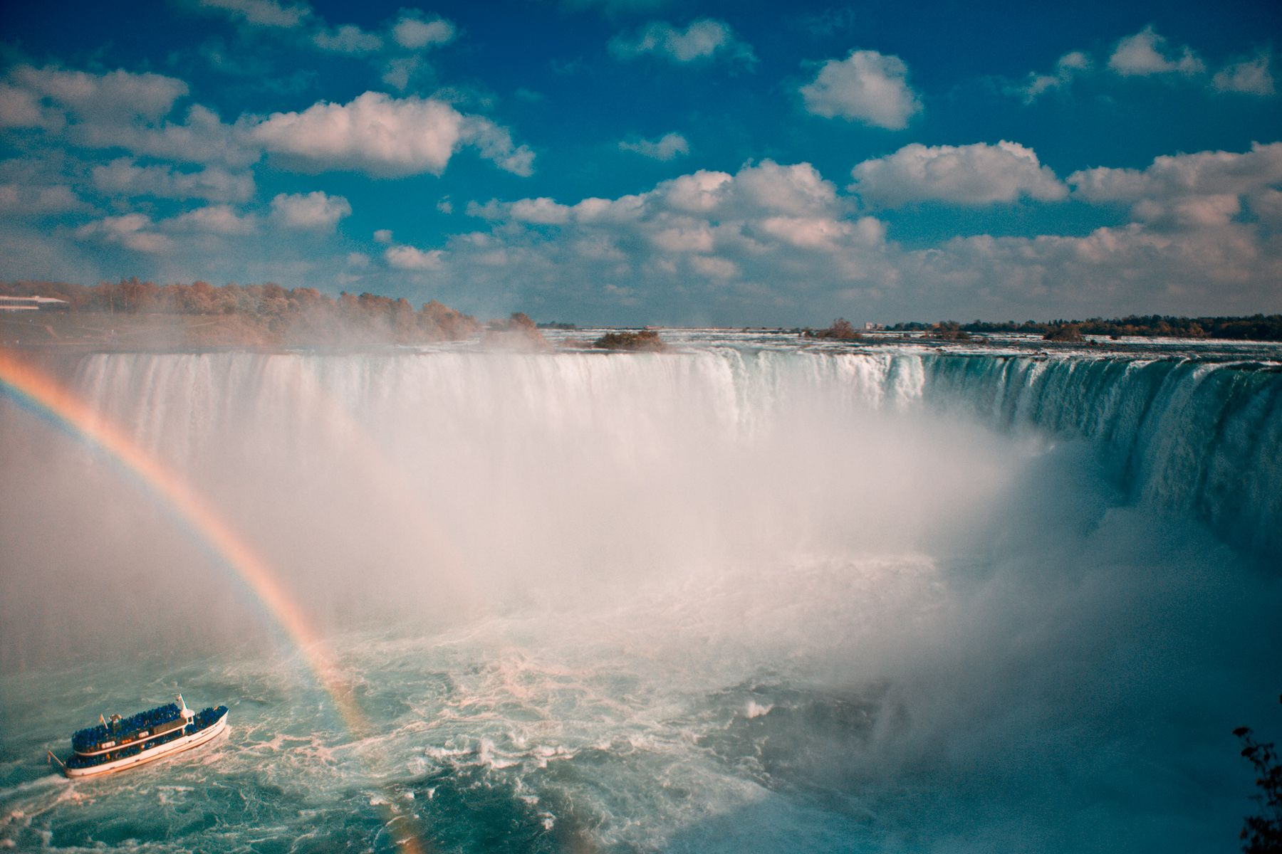 Maid of the Mist, since 1846.  - 1/10/2013