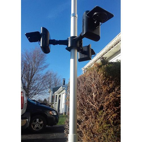 Pin by greenlytes on solar flood lights pinterest solar solar polepal solar flagpole light system is a complete solar lighting kit designed for flag illumination 3 bright led spot lights to complement any flagpole mozeypictures Image collections