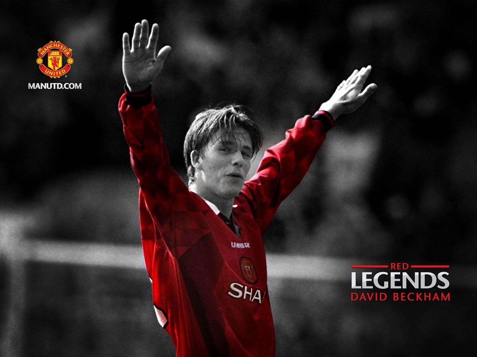 David Beckham Manchester United Wallpaper Football Hd Design 1600x1200 Pixel With Images David Beckham Manchester United David Beckham Manchester United