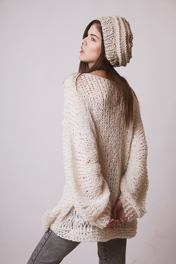 30107e219 Oversized sweater