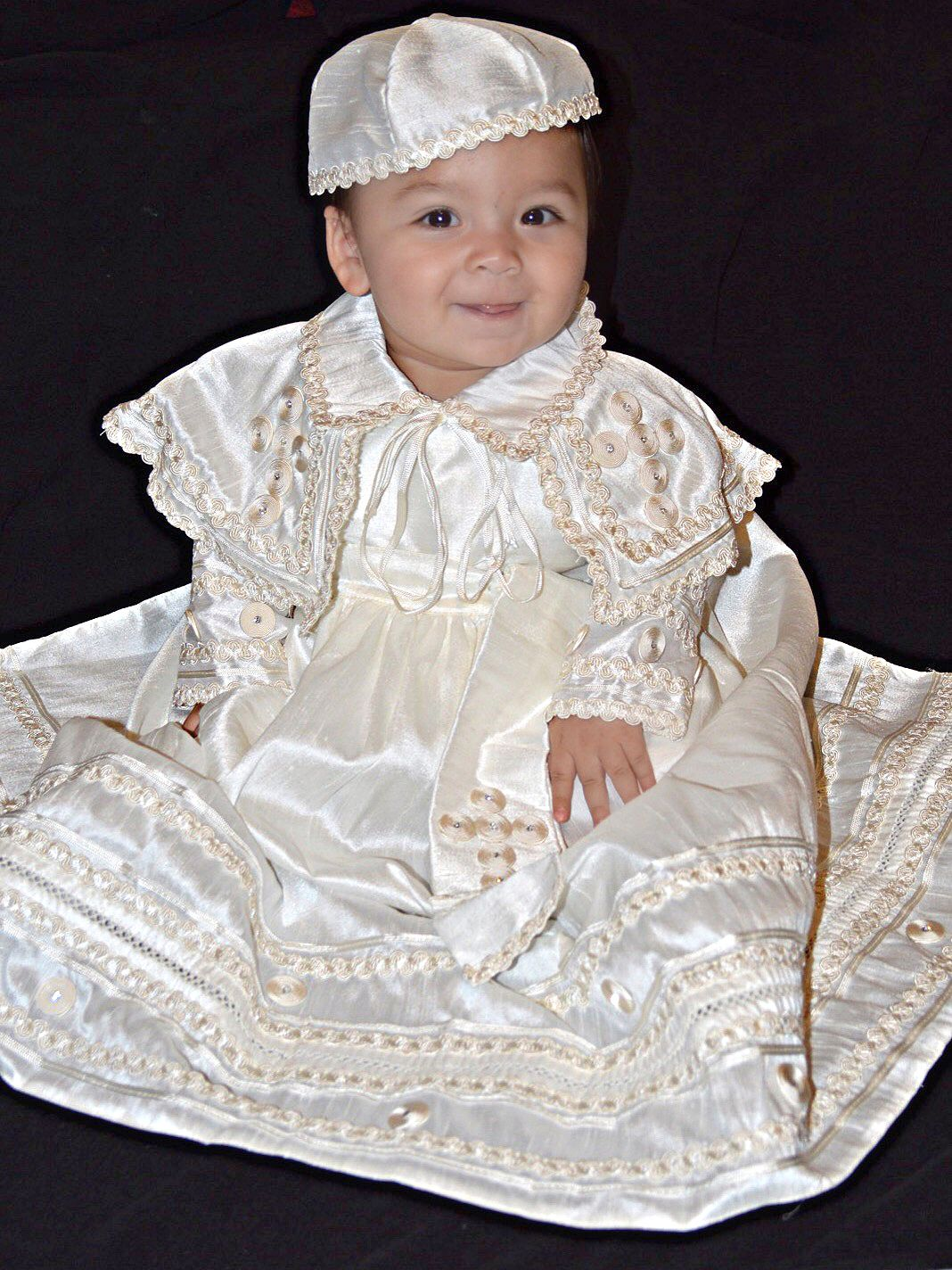 410e3e65f984 Christening Gown for Baby boy