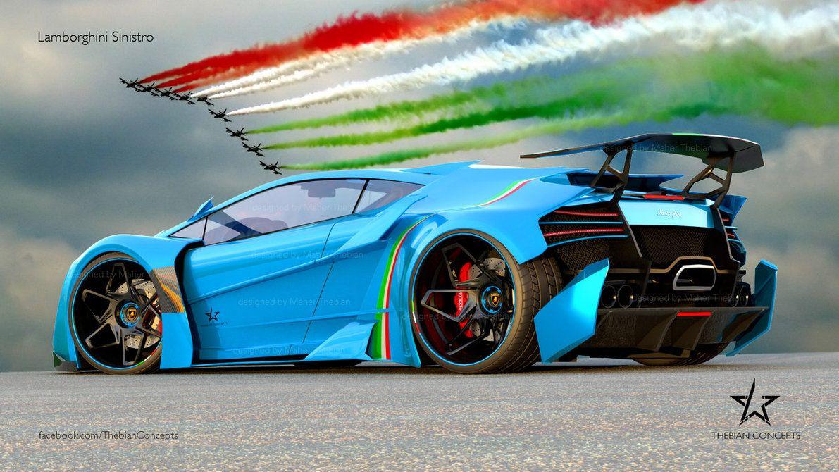Genial Lamborghini SINISTRO Special Edition. By Mcmercslr On DeviantArt