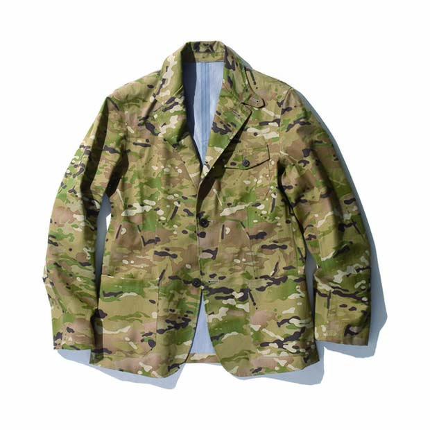 SOPHNET. 3 Layer 4 Button Jacket