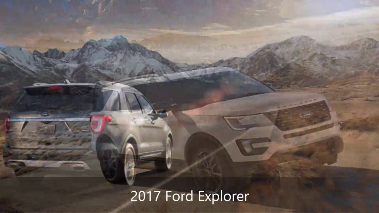 2017 Ford Explorer At Tallahassee Ford Lincoln Serving Lakeside