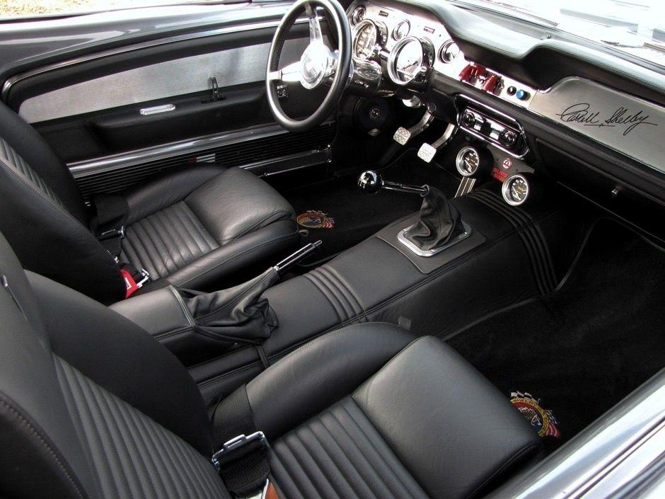 1967 Ford Mustang 427 Shelby Gt500 Interior Mustang Interior