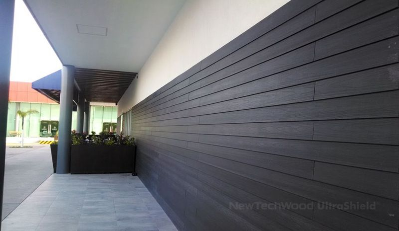 Composite Wall Panel Cladding Board Outdoor Wall Panels Outdoor Walls Wall Paneling