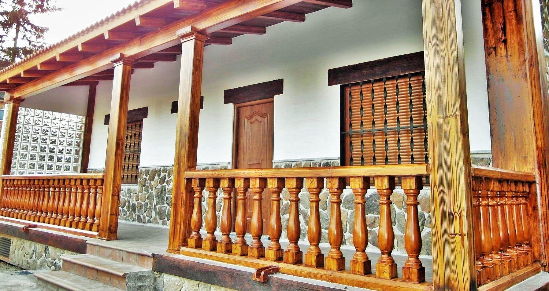 Balaustrada casa prefabricada de hormigon modelo roma www - Casas de acero prefabricadas ...
