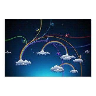 Rainbows Poster   Zazzle.com