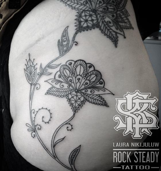 Laura Black Firefly Tattoo: Rock Steady Tattoo