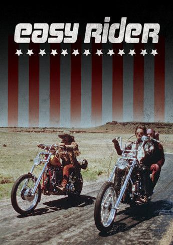 Easy rider movie remarkable