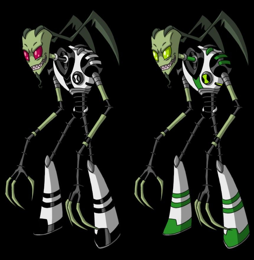 Creepy Crawler Ben 10 Ben 10 Alien Force Ben 10 Omniverse