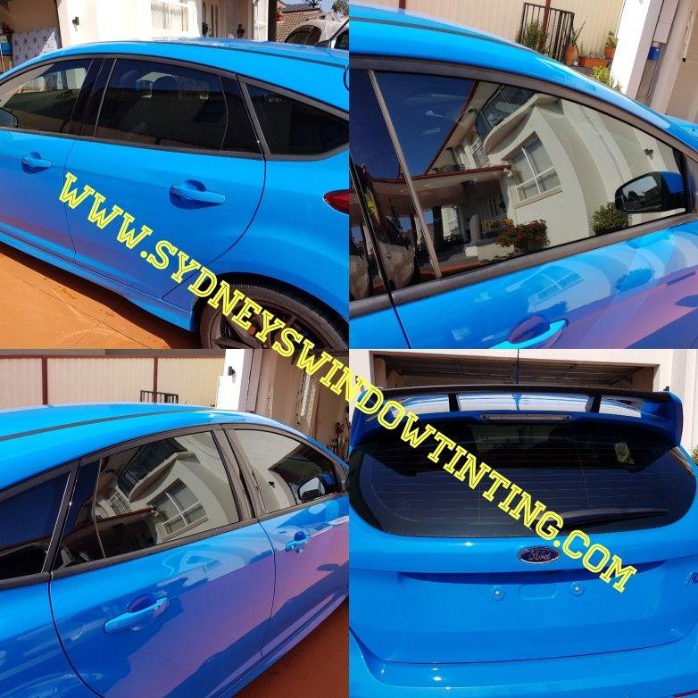 Focus Rs Hp >> Www Sydneyswindowtinting Com Darkest Legal Tint 35 Ford