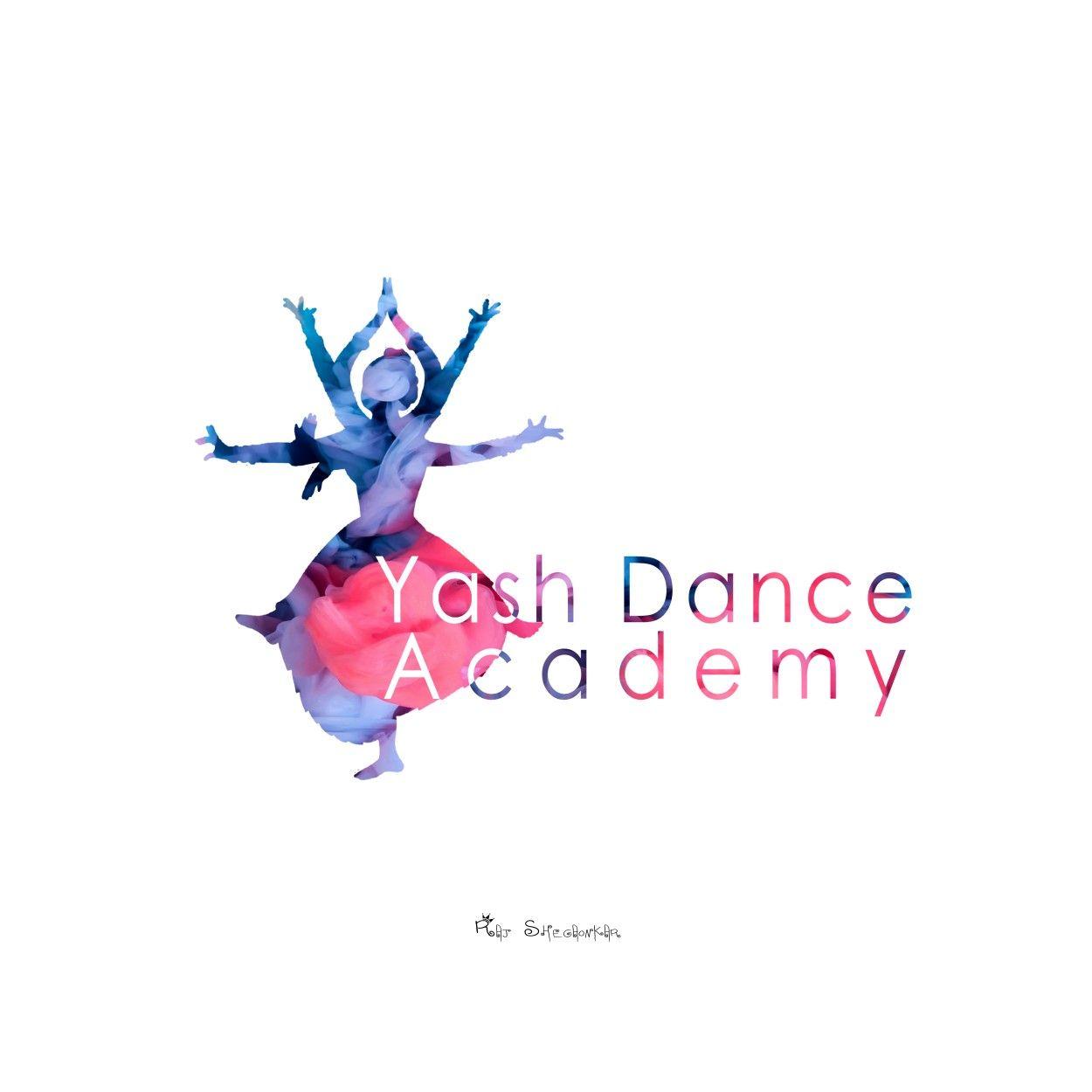 A Classic Logo Design for Yash Dance Academy ...