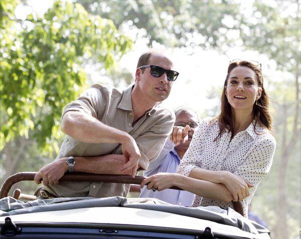 Kate Middleton Photos - The Duke and Duchess of Cambridge Visit India and Bhutan - Day 4 - Zimbio