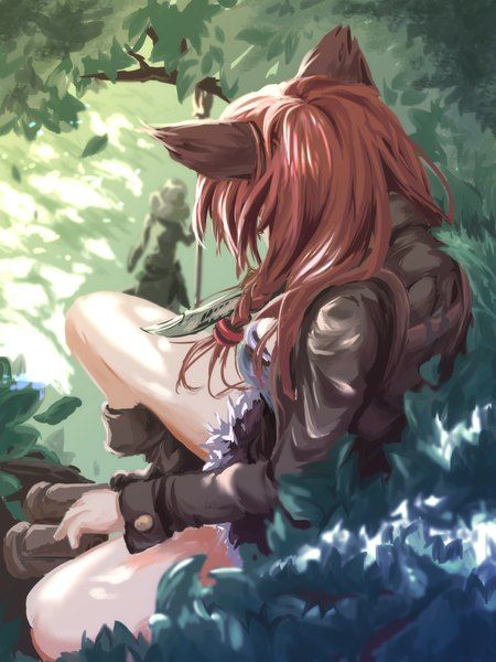 Anime Picture 1500x2000 With Original Hellnyaa Long Hair Tall