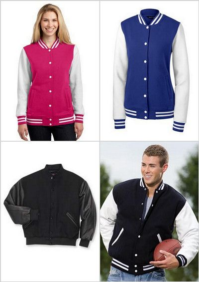 Varsity Jacket for School from NYFifth